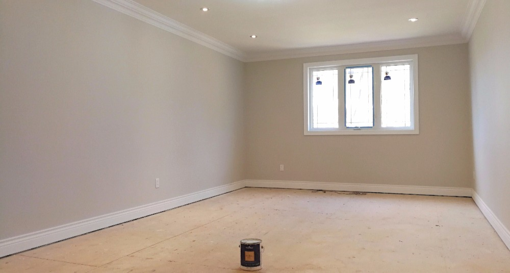24 popular benjamin moore sherwin williams gray paint colors for Classic gray paint