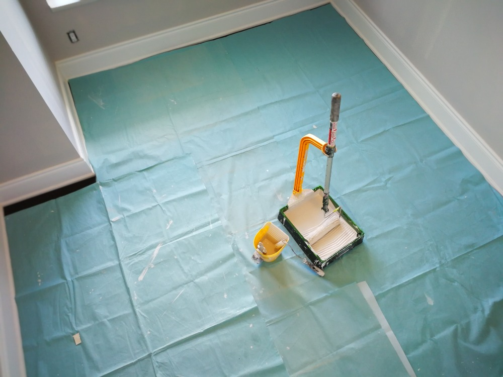 We cover floors